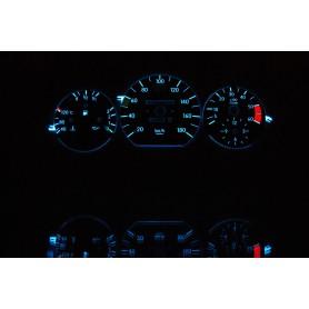 Mercedes G W460 W461 W462 W463 PLASMA TACHO GLOW GAUGES TACHOSCHEIBEN DIALS SPEEDO