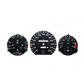 Mercedes W124 - Replacement dial
