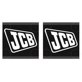 2x JCB Small Corners Light Boards LKW 15x15cm