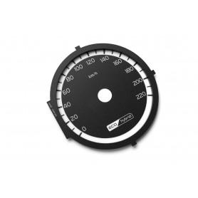 KIA Niro - Zamiennik tarcz licznika z MPH na km/h