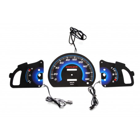 Toyota Hilux 1998 – 2002 plasma dials