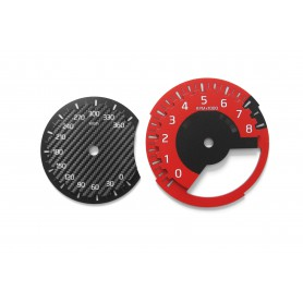for Nissan GT-R conversion dials from MPH to KMH tacho tachometer Replacement