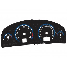 Opel Vectra C Tunning Replacement dial