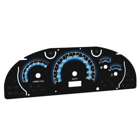 Chevrolet Lacetti INDIGLO plasma tacho dials