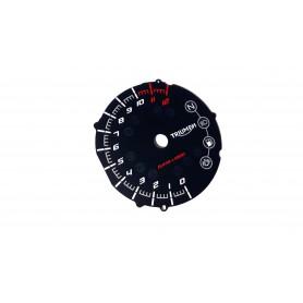 Triumph Tiger Explorer - Replacement tacho dial