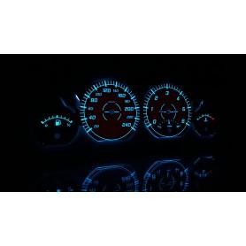 BMW E46 design 5 plasma tacho glow gauges tachoscheiben dials