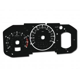 Mazda 6 III, CX-5 (od 2012r) - Zamiennik z MPH na km/h