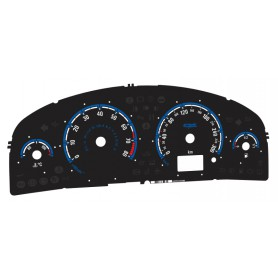Opel Vectra C OPC - replacement tacho dials